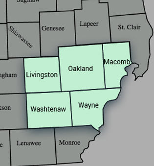 Title and Closing Company - Dearborn Heights, MI | Title One, Inc - image-content-map